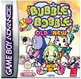 Bubble Bobble: Old & New (Game Boy Advance)