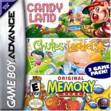 CandyLand / Chutes & Ladders / Memory (Game Boy Advance)