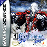 Castlevania: Harmony of Dissonance (Game Boy Advance)
