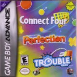 Connect Four / Perfection / Trouble (Game Boy Advance)
