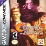 Contra Advance: The Alien Wars EX (Game Boy Advance)