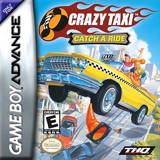 Crazy Taxi: Catch a Ride (Game Boy Advance)