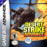 Desert Strike Advance (Game Boy Advance)