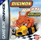 Digimon Racing (Game Boy Advance)