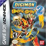 Digimon: Battle Spirit 2 (Game Boy Advance)