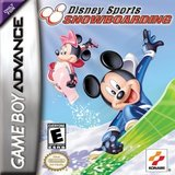 Disney Sports: Snowboarding (Game Boy Advance)