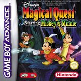 Disney's Magical Quest: Starring Mickey & Minnie (Game Boy Advance)