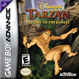 Disney's Tarzan: Return to the Jungle (Game Boy Advance)