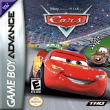 Disney/Pixar: Cars (Game Boy Advance)