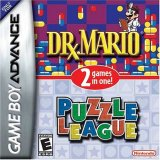 Dr. Mario/Puzzle League (Game Boy Advance)