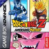 Dragon Ball Z: Supersonic Warriors (Game Boy Advance)