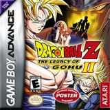 Dragon Ball Z: The Legacy of Goku II (Game Boy Advance)