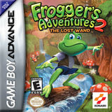 Frogger's Adventures 2: The Lost Wand (Game Boy Advance)