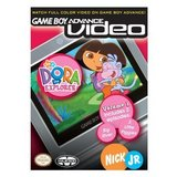 Game Boy Advance Video: Dora the Explorer Volume 1 (Game Boy Advance)