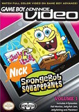 Game Boy Advance Video: SpongeBob SquarePants Volume 1 (Game Boy Advance)