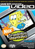 Game Boy Advance Video: SpongeBob SquarePants Volume 2 (Game Boy Advance)