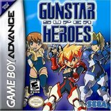 Gunstar Super Heroes (Game Boy Advance)