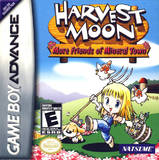 Harvest Moon: More Friends of Mineral Town (Game Boy Advance)