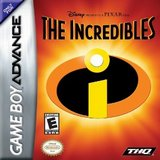 Incredibles, The (Game Boy Advance)