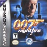 James Bond 007: Nightfire (Game Boy Advance)