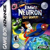 Jimmy Neutron: Boy Genius (Game Boy Advance)