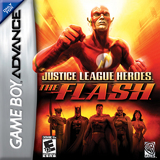 Justice League Heroes: The Flash (Game Boy Advance)
