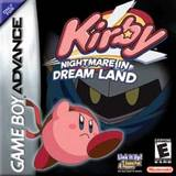 Kirby: Nightmare in Dream Land (Game Boy Advance)