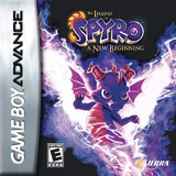Legend of Spyro: A New Beginning, The (Game Boy Advance)