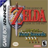 Legend of Zelda: A Link to the Past / The Four Swords, The (Game Boy Advance)