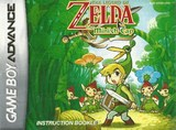 Legend of Zelda: The Minish Cap, The -- Manual Only (Game Boy Advance)