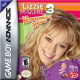 Lizzie McGuire 3: Homecoming Havoc (Game Boy Advance)