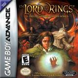 Lord of the Rings: The Fellowship of the Ring, The (Game Boy Advance)
