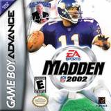 Madden NFL 2002 (Game Boy Advance)
