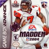 Madden NFL 2004 (Game Boy Advance)