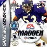 Madden NFL 2005 (Game Boy Advance)