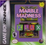Marble Madness / Klax (Game Boy Advance)