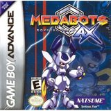 Medabots AX: Rokusho Blue (Game Boy Advance)
