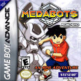 Medabots Rokusho Silver (Game Boy Advance)