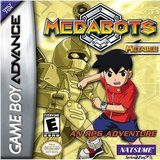 Medabots: Metabee Gold (Game Boy Advance)