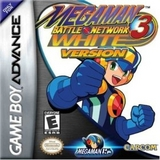 Mega Man Battle Network 3: White -- Box Only (Game Boy Advance)