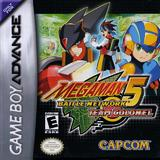 Mega Man Battle Network 5: Team Colonel (Game Boy Advance)