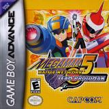 Mega Man Battle Network 5: Team Protoman (Game Boy Advance)