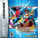 Mega Man Battle Network 6: Cybeast Falzar (Game Boy Advance)