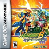 Mega Man Battle Network 6: Cybeast Gregar (Game Boy Advance)