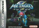 Metroid Fusion -- Manual Only (Game Boy Advance)