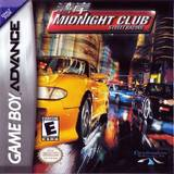 Midnight Club Street Racing (Game Boy Advance)