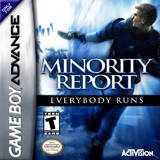 Minority Report (Game Boy Advance)