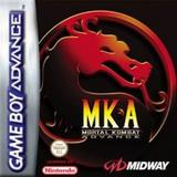 Mortal Kombat Advance (Game Boy Advance)