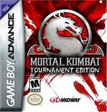 Mortal Kombat: Tournament Edition (Game Boy Advance)