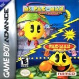 Ms. Pac-Man: Maze Madness / Pac-Man World (Game Boy Advance)